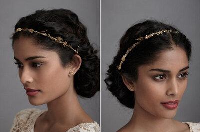 Tiaras - der neue Trend für den Haarschmuck der Braut