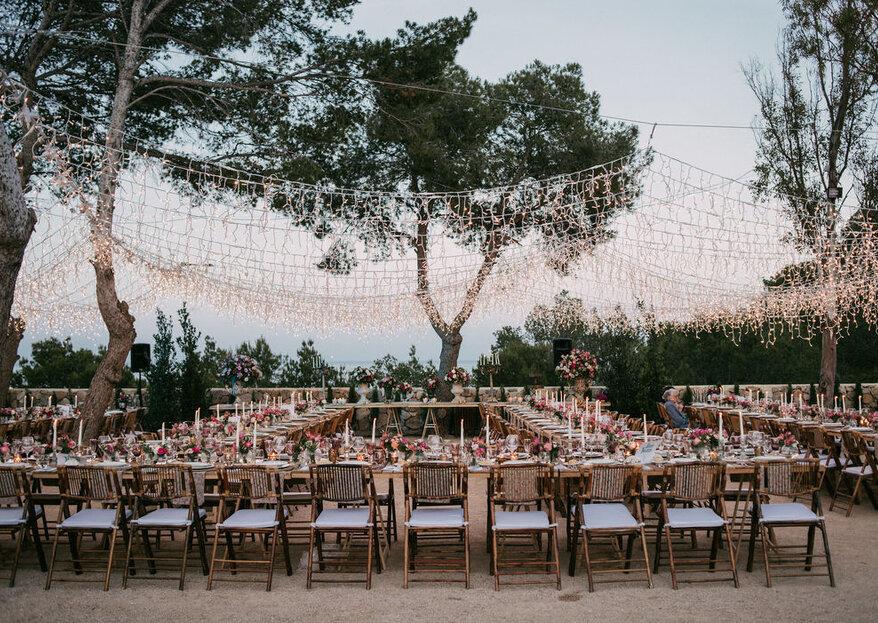 Las claves para organizar una boda de excepción de mano de Wedding Planners
