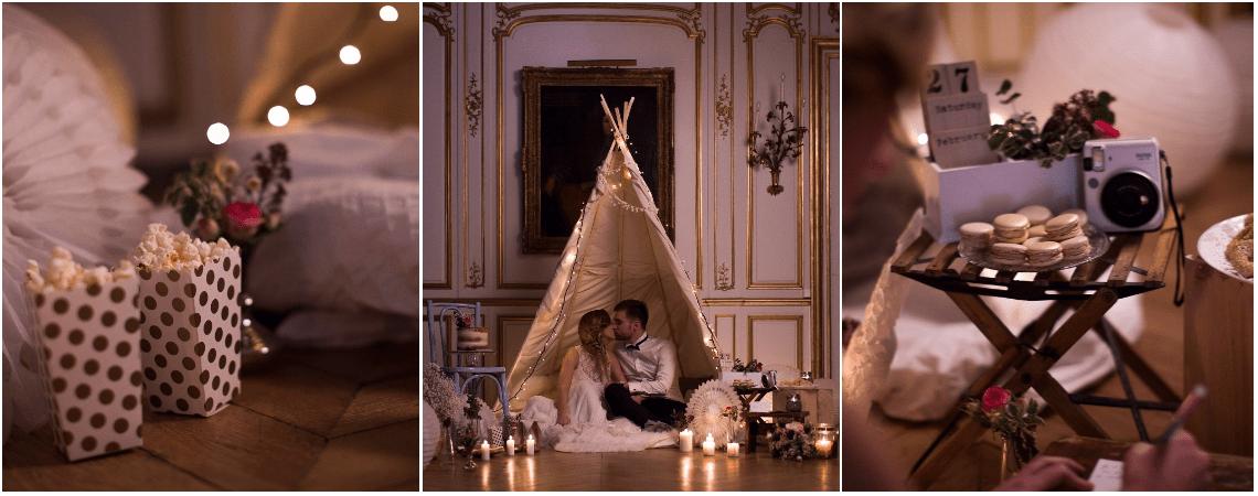 Un rêve d'enfant dans un monde de grands, une jolie inspiration au Château de Breteuil pour un mariage plein de pep's et de malice