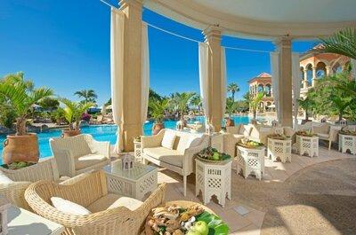 Hochzeit im IBEROSTAR Grand Hotel El Mirador auf Teneriffa