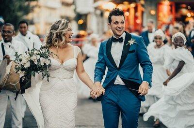 La boda de Amanda y Andy: ¡Romance en el paraíso!