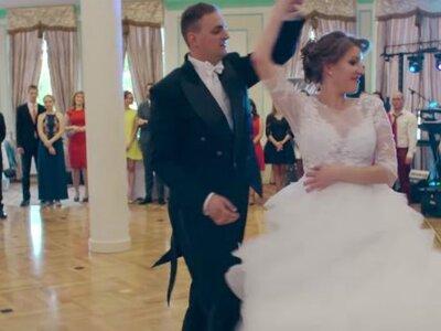 """Przed Państwem: ,,Bajkowy pierwszy taniec"""", czyli najpiękniejszy ślubny taniec!"""