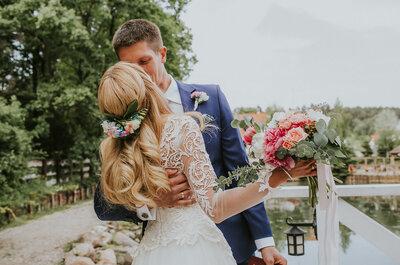 Ślub w plenerze i wesele marzeń,czyli Wielkopolska ślubnie!