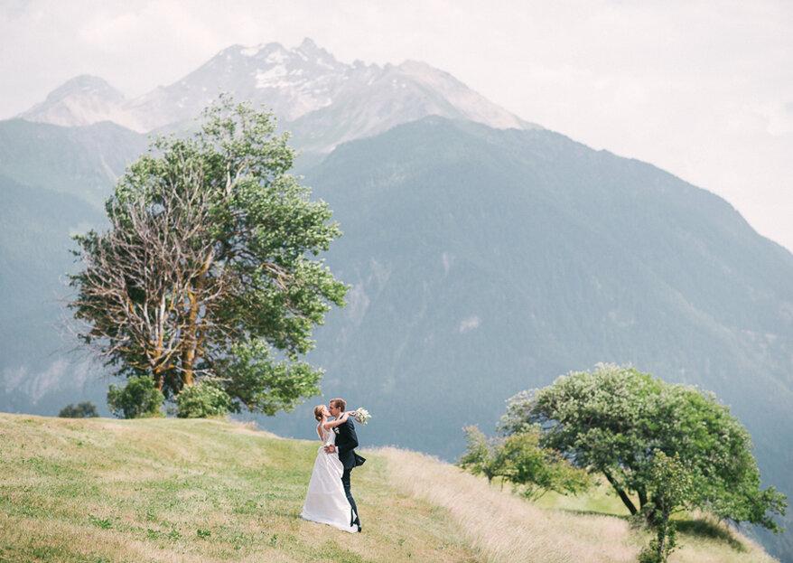 Die schönsten Locations für Hochzeiten in Graubünden – Ihr Fest inmitten der Alpen!