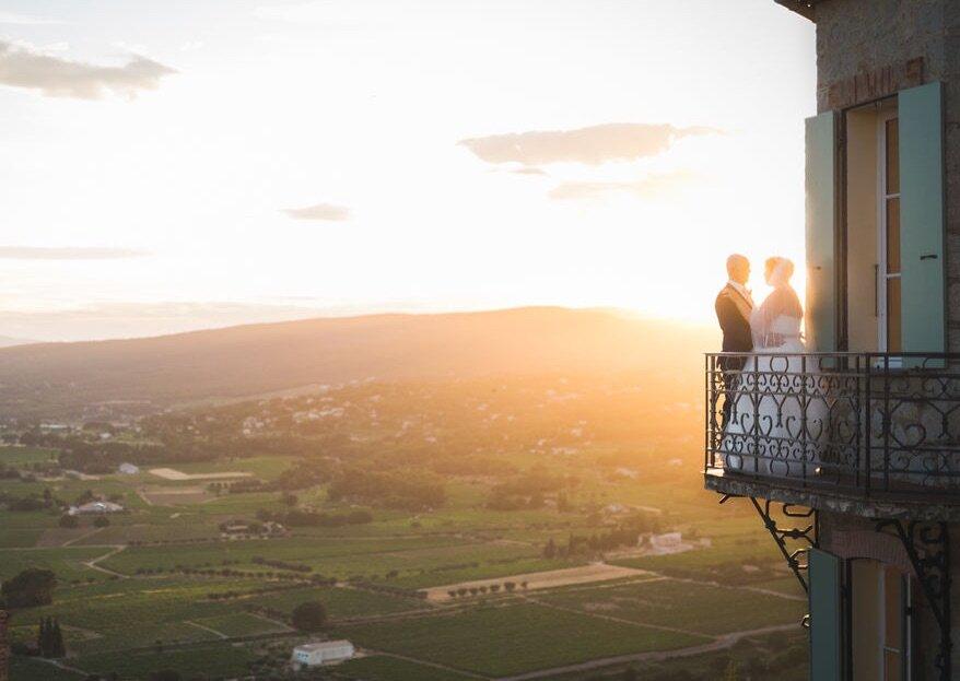 Découvrez d'incroyables châteaux qui pourront accueillir votre mariage