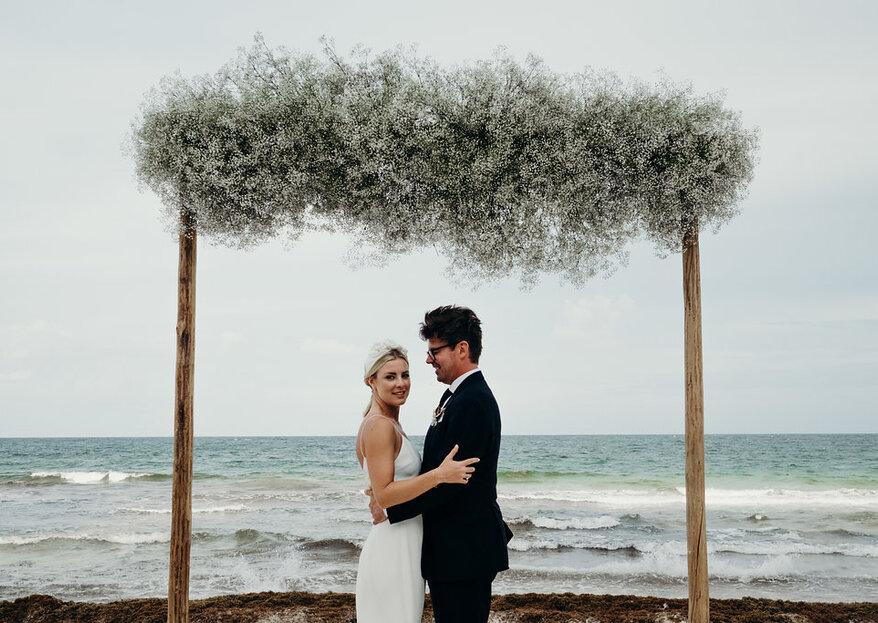 Cómo organizar una boda express: 5 consejos fáciles