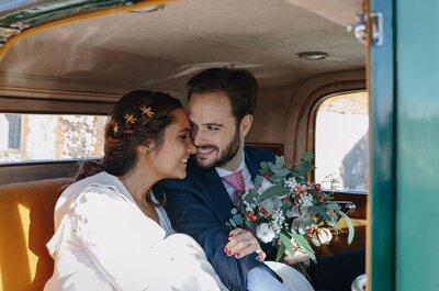 El día más feliz de nuestras vidas: la boda de Sandra y Kiko