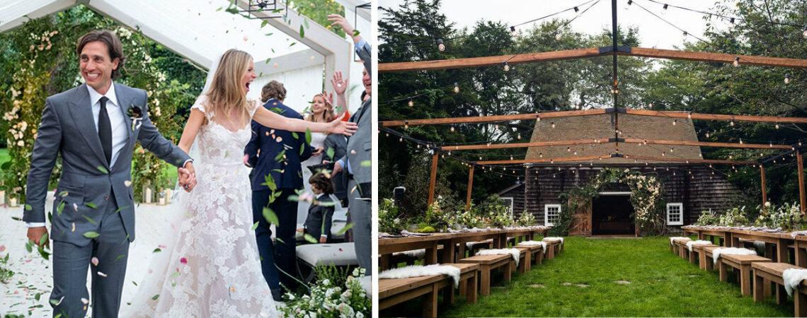 Gwyneth Paltrow zeigt Einblicke in ihre Hochzeit mit Brad Falchuk!