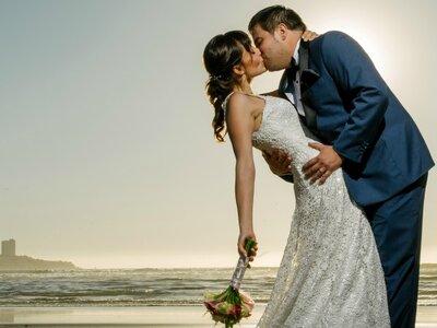 Daniela y César, un encuentro inesperado de amor y romance