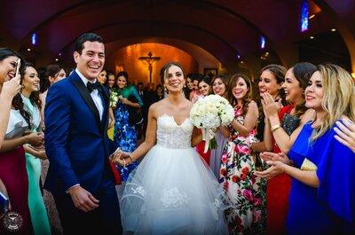 Cómo armar un timeline exitoso para la boda: El minuto a minuto