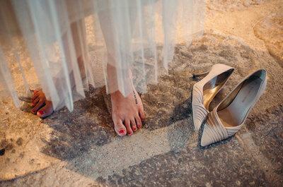 5 gute Gründe, um in Sneakers zu heiraten!