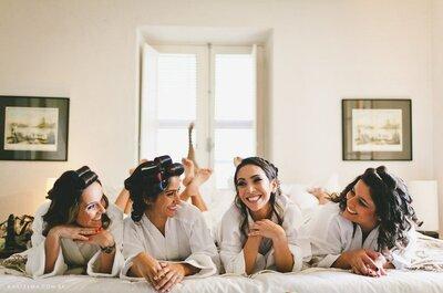 18 perguntas que você NÃO pode NUNCA fazer a uma noiva antes do casamento!