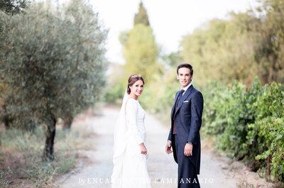 Un sueño cumplido: la boda de Laura y Manuel