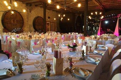 Craquez pour cette ravissante propriété viticole du sud de la France pour votre mariage