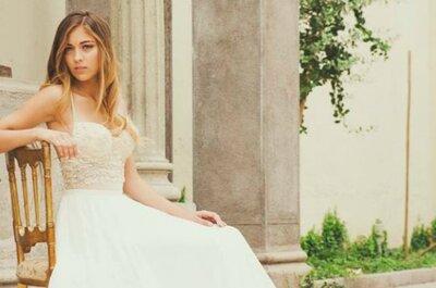 Cómo elegir el vestido de novia perfecto. ¡Tips muy prácticos!