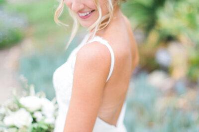 Las 9 claves que necesitas para ser la novia más feliz