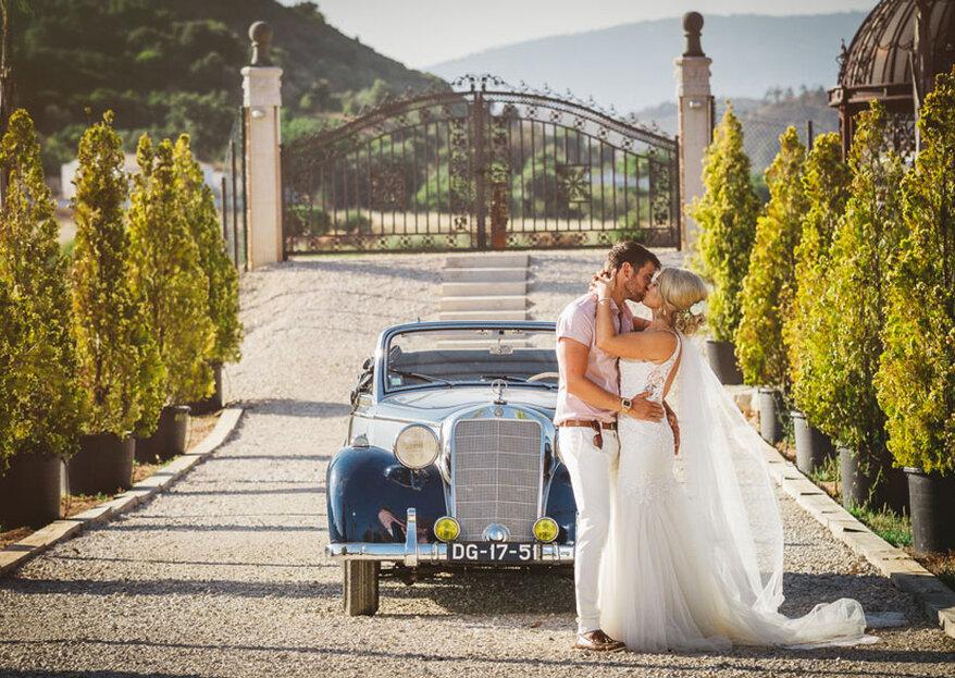 Vitor Pina Photography: entre a simplicidade e a estética surge um trabalho que fala por si... Surgem as imagens do seu casamento
