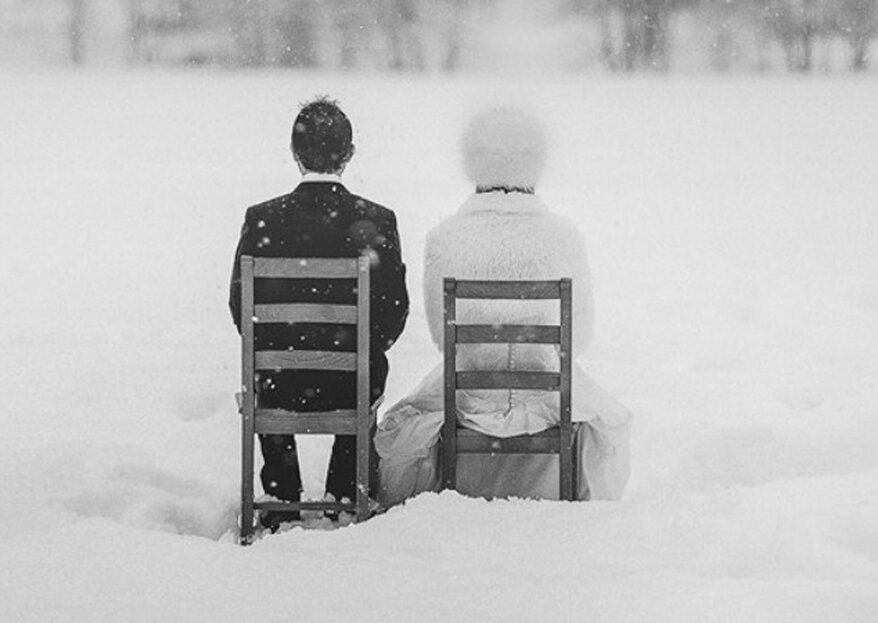 Il matrimonio invernale perfetto, in 5 semplici passi