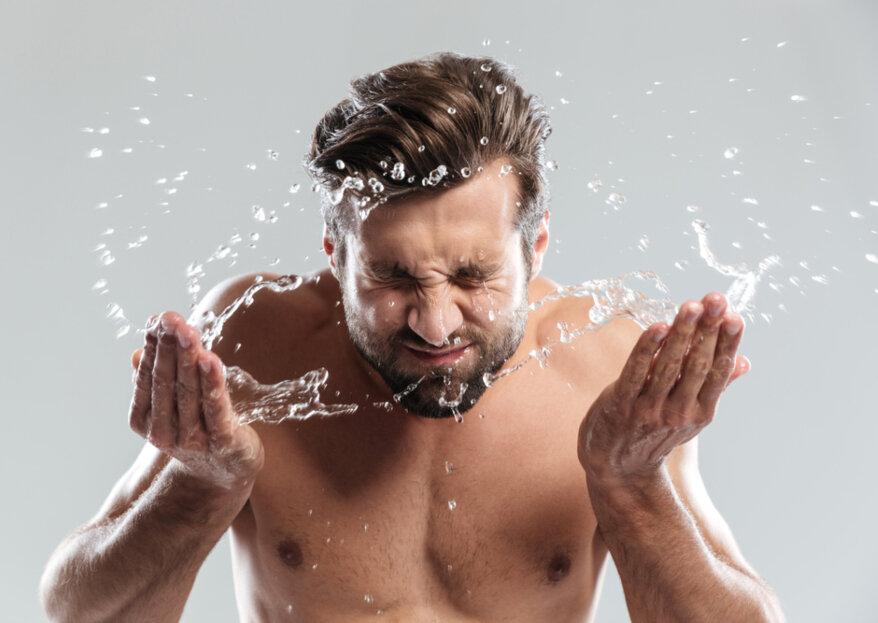 ¡Atención novios con barba! Seis cuidados esenciales para lucir un cabello sano
