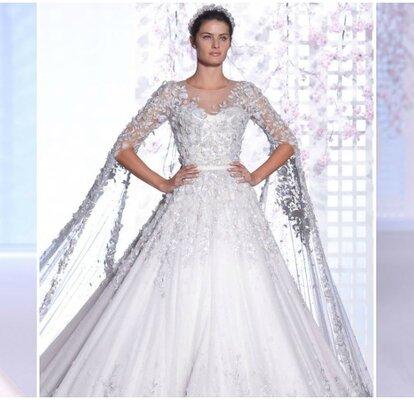 485208a54 Las novias de la Alta Costura de París  27 vestidos de ensueño