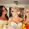 Casual hair per sposa e damigelle