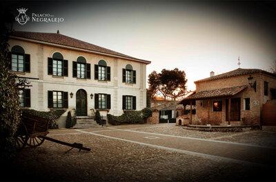 Un espacio muy especial para tu boda religiosa o civil en Madrid: el Palacio de Negralejo