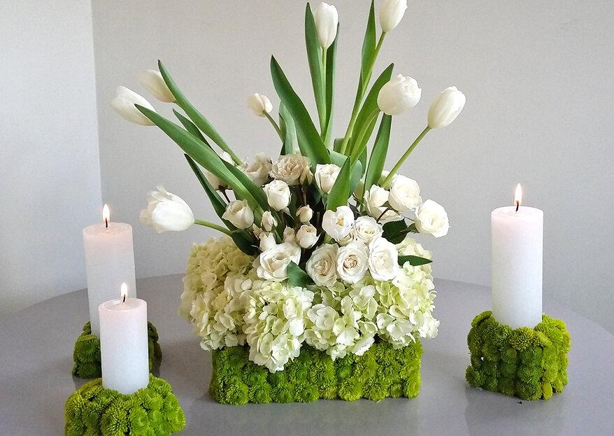 Un toque de magia, color y vida para tu boda con Juanita Jaramillo Flowers