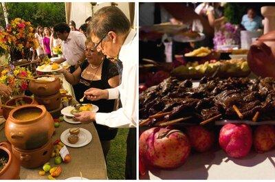 Créditos: Tzabar Catering Gourmet y Eventos