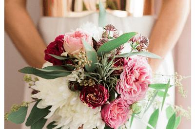Ein Traum von Hochzeitsdekoration: Wie man die Hochzeit in Pink und Rosa schmückt!
