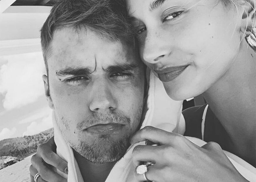 Hailey e Justin Bieber já têm data para a festa de casamento