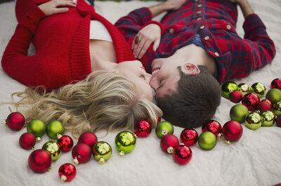 5 boas razões para se casar na época do Natal