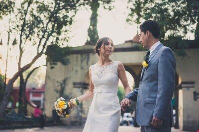 8 aspectos esenciales para que tengas una boda ¡súper top!