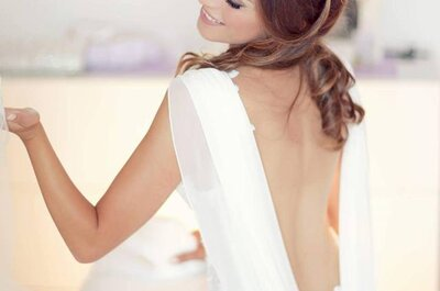 I 3 errori più comuni che le spose commettono durante la ricerca dell'abito