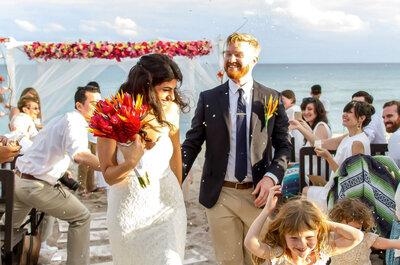 ¡Como de película! Lleva las fotos y el video de tu boda a otro nivel
