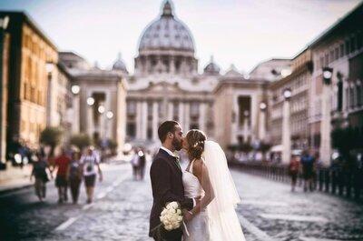 Un matrimonio 100% Made in Italy? Ecco come...