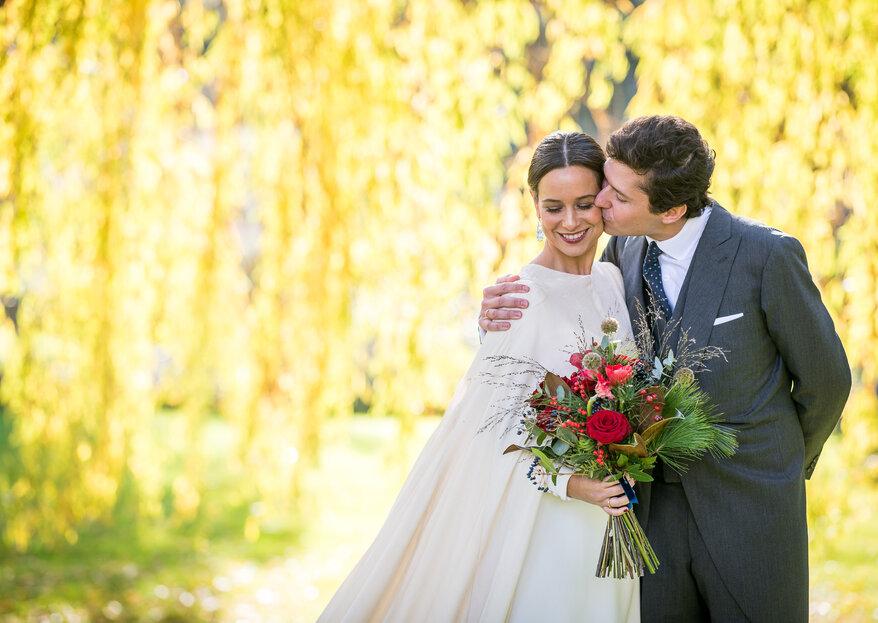 Las mejores épocas del año para celebrar una boda al aire libre
