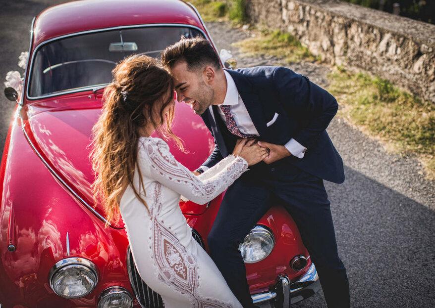 13 cosas que esperas de tu reportaje de boda