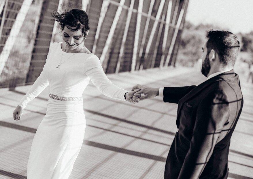 Luzgrafía cuenta la historia de tu boda con luz, belleza y naturalidad