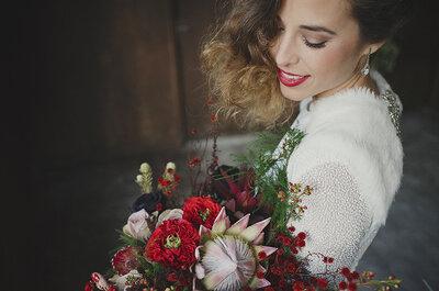 ¿Labios rojos el día de tu boda? Nuestras lectoras responden