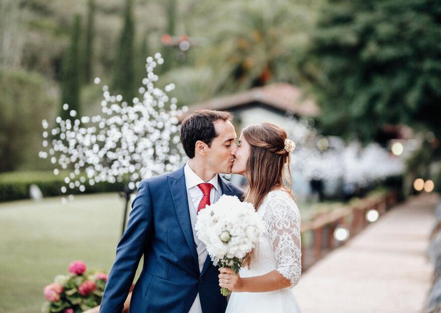 3 elementos DIY para tu boda y 3 que NO debes hacer tú misma
