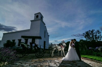 Las 9 mejores haciendas para casarse en Bogotá y alrededores