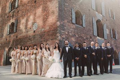 Un sueño en Brookyln: La boda de Luana y Christian