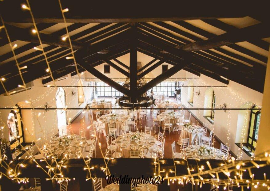 Casali Margherita: le tue nozze nel cuore del Parco di Vejo