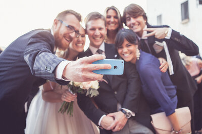 Heiraten im medialen Zeitalter: 15 Dinge, die Sie TUN und NICHT TUN sollten!