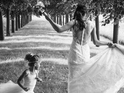 Écht genieten van je bruiloft dankzij Nikki's planningskills