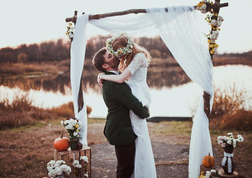 Conoce el origen real de las tradiciones de boda