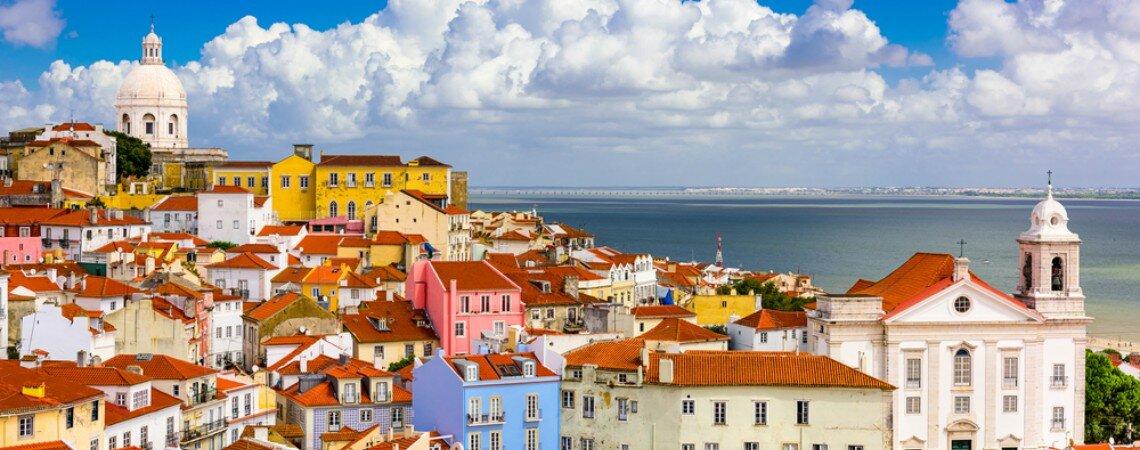 Un week-end romantique à Lisbonne