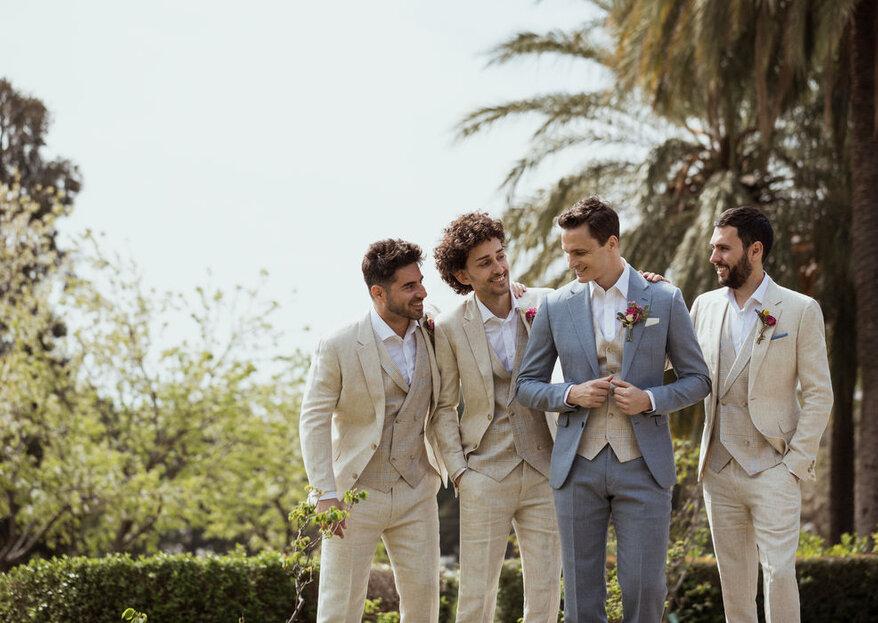Wie wählt der Bräutigam den passenden Anzug für die Hochzeit aus?
