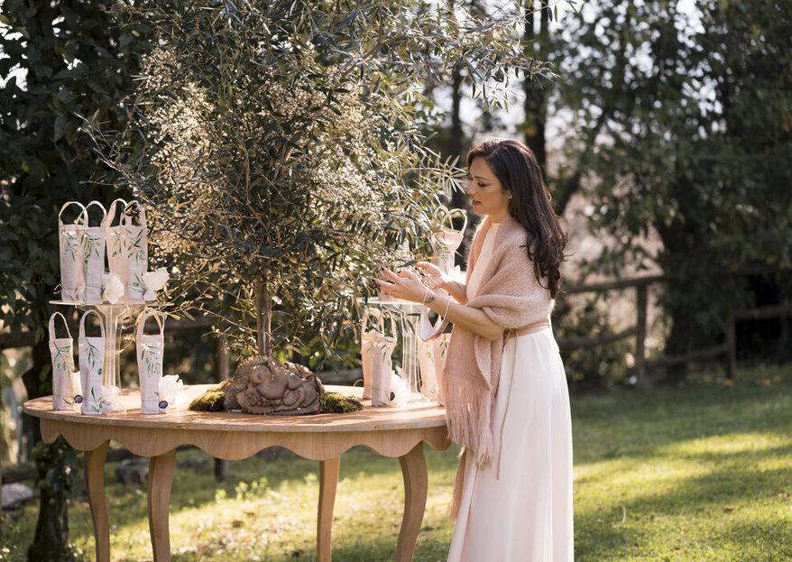 Rivoluzione nel mondo dei matrimoni: Wedding 0.0 Matrimonio Frutta, Verdura & Beneficenza con Sara Fiorito!