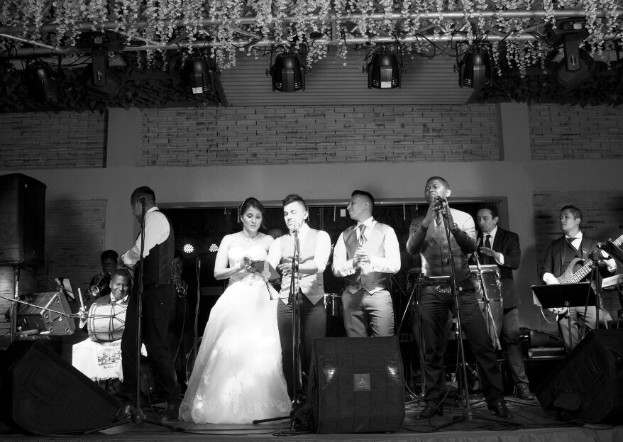 El proceso con músicos profesionales para tu boda, así lo hace La Rebelión Orquesta